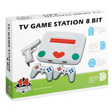 ☄️ 8 Bit Game Station 4 GS4 PRO TV Game Player Video ...